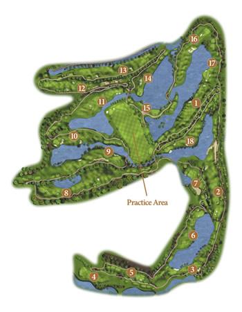 Orlando Golf Course Central Florida Golf Club Orlando